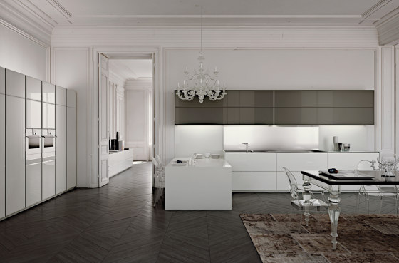Conchiglia by SCIC | Fitted kitchens