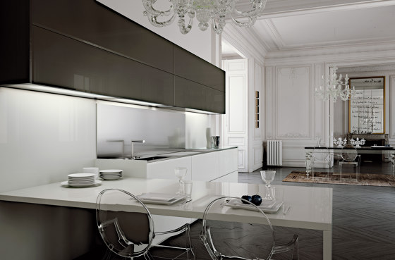 Conchiglia by SCIC   Fitted kitchens