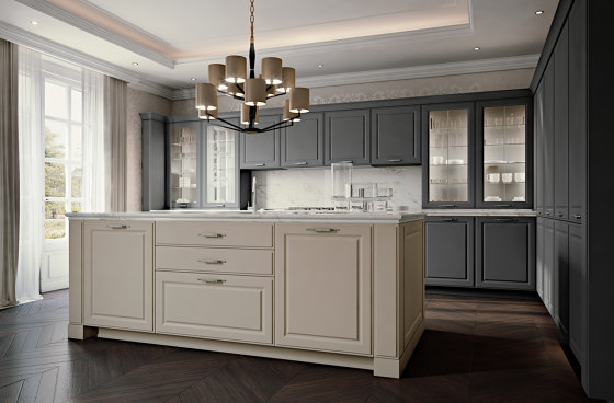 Gonzaga by SCIC | Fitted kitchens