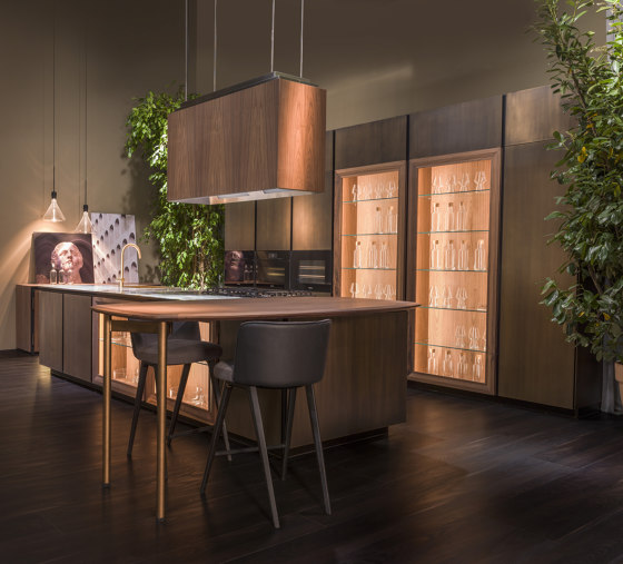 Labirinto by SCIC | Fitted kitchens
