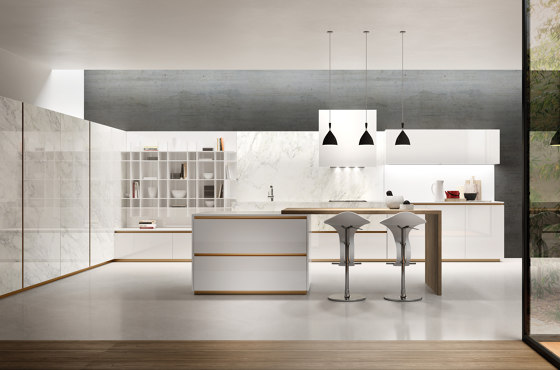 Mediterraneum System by SCIC | Fitted kitchens