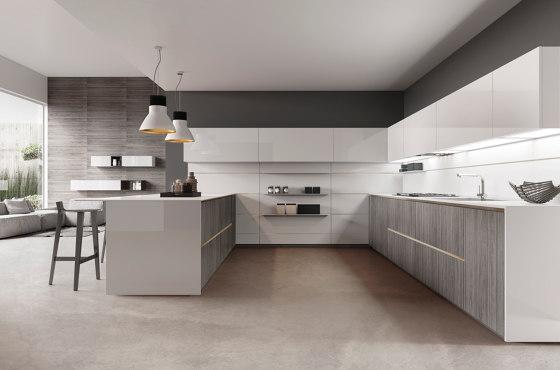 Mediterraneum System by SCIC | Fitted kitchens