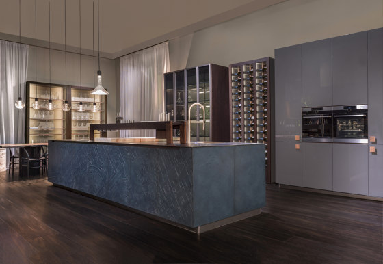 Pompei by SCIC | Fitted kitchens