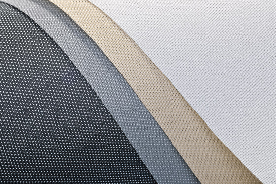 Fabric Dualscreen 1%, 3%, 5% by Silent Gliss | Drapery fabrics