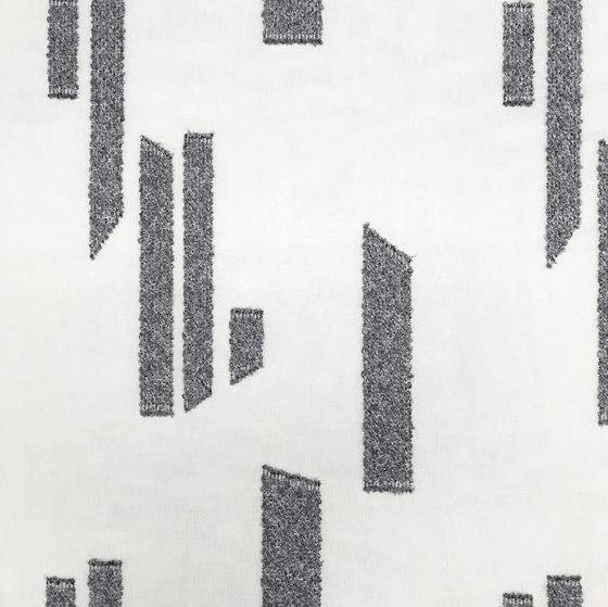 Elif - 03 anthrazite by nya nordiska | Drapery fabrics