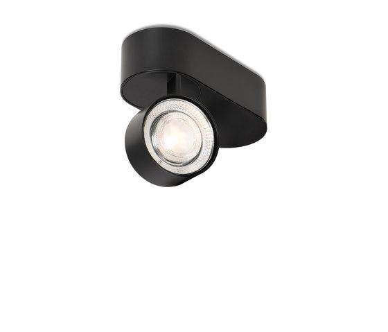 wittenberg 4.0 wi4-ab-1ov black di Mawa Design | Lampade parete