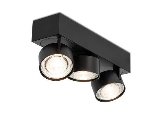 wittenberg 4.0 wi4-ab-3e black di Mawa Design | Lampade plafoniere