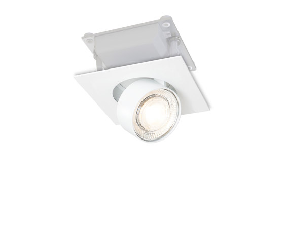 wittenberg 4.0 wi4-be-1e white di Mawa Design | Lampade soffitto incasso