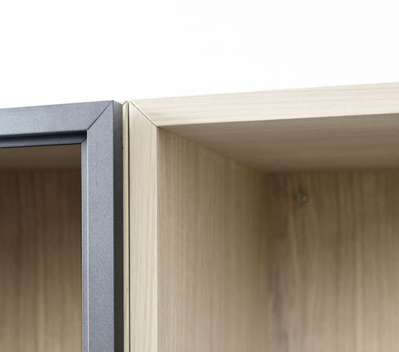 Cubo by Sudbrock | Display cabinets