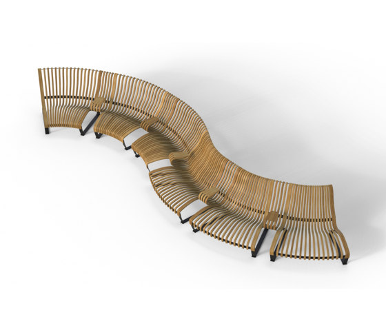 Nova C Recliner single by Green Furniture Concept | Benches