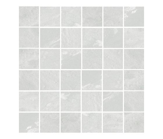 Aquarela White by Apavisa | Ceramic mosaics