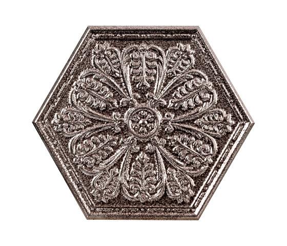 Zinc Silver by Apavisa | Ceramic tiles