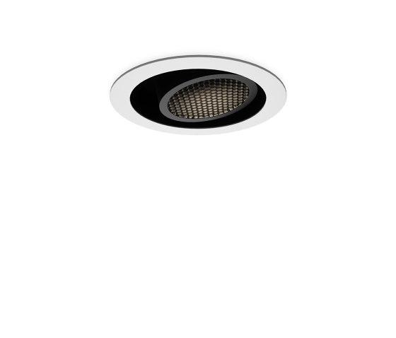 Biwa de LEDS C4 | Lámparas empotrables de techo
