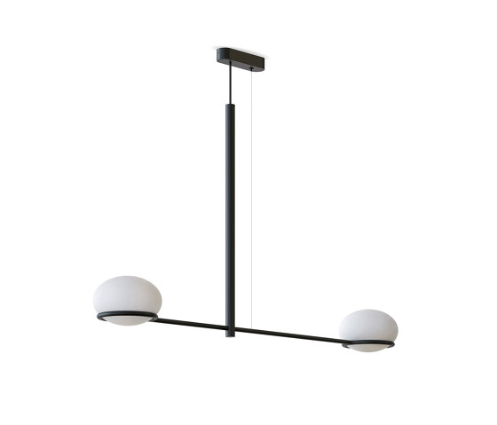 Coco Double by LEDS C4 | Suspended lights