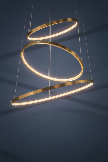 CASCADE by Le deun   Suspended lights