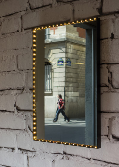 VANITY Square by Le deun | Wall lights