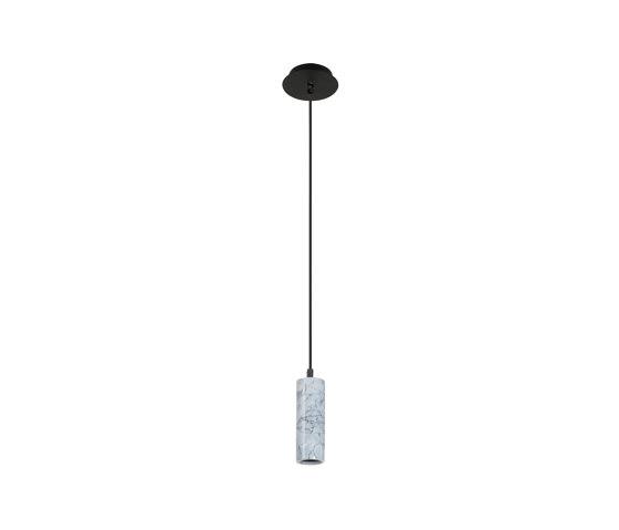 Mineral L by Market set | Suspended lights