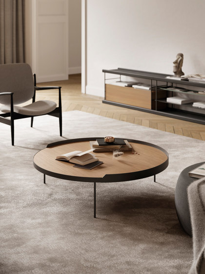 Gau Coffee Table di TREKU | Tavolini bassi