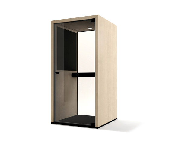 Lohko Phone Booth Birch by Taiga Concept | Telephone booths