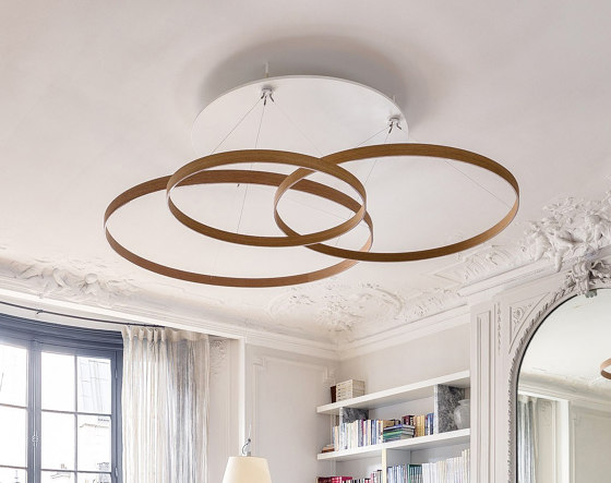 _O PENDANT LAMP by Henri Bursztyn | Suspended lights
