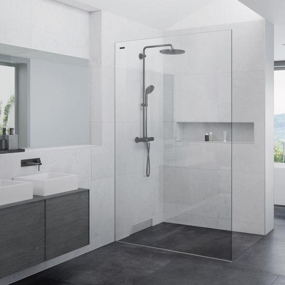 Air 3 by Duscholux AG | Shower screens