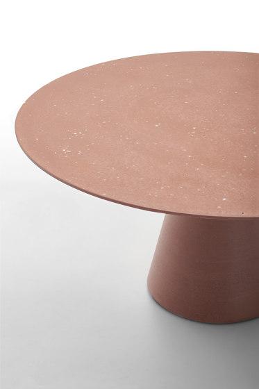 Rock Table de MDF Italia | Mesas comedor