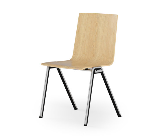 BLAQ wood by rosconi | Chairs