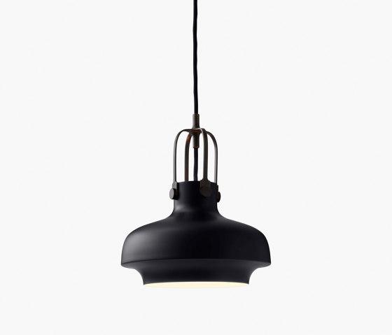 Copenhagen SC6 Matt Black by &TRADITION | Suspended lights