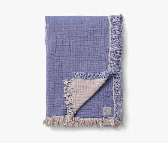 &Tradition Collect | Cotton Throw SC32-SC33 by &TRADITION | Plaids