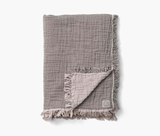 &Tradition Collect   Cotton Throw SC32-SC33 by &TRADITION   Plaids