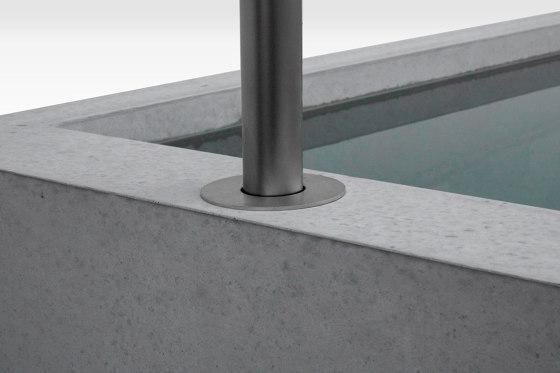 Fountains   dade CONCRETE FOUNTAIN PREMIUM 220 by Dade Design AG concrete works Beton   Fountains