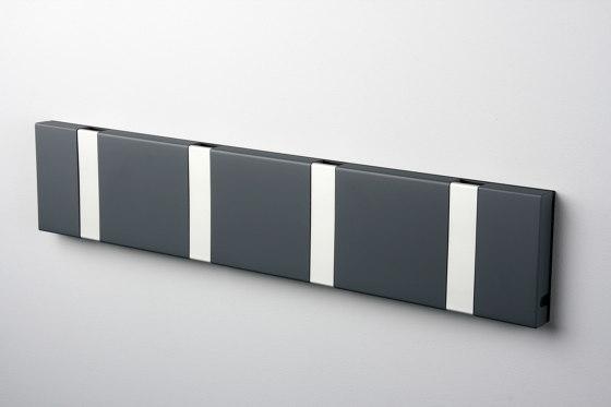 KNAX horizontal by LoCa | Hook rails