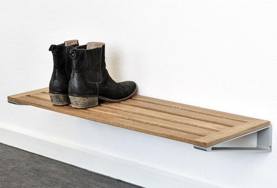 KNAX shoe rack by LoCa | Shelving