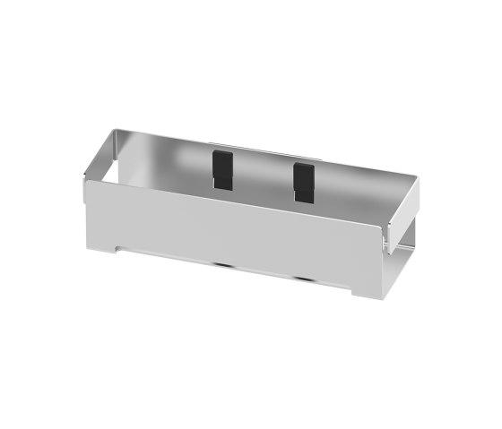 Innox Container by Bodenschatz   Bath shelves