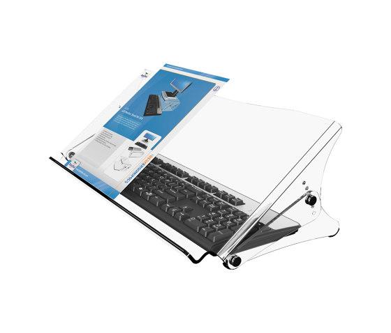 Addit ErgoDoc® document holder - adjustable 400 by Dataflex   Desk accessories
