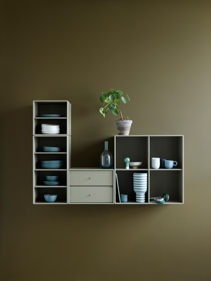 Montana Shelving System   Application example by Montana Furniture   Shelving