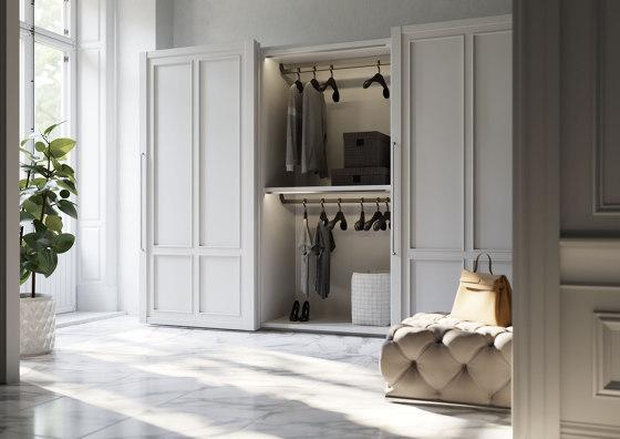 Slider L70 by Salice | Wardrobe doors