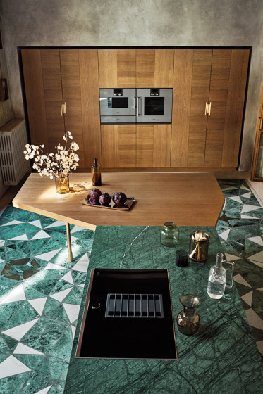 Intarsio | Art & Order by Cesar | Fitted kitchens