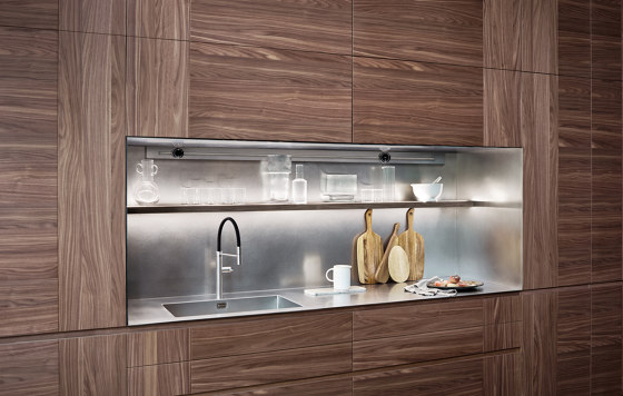 Intarsio | Time bridge by Cesar | Fitted kitchens