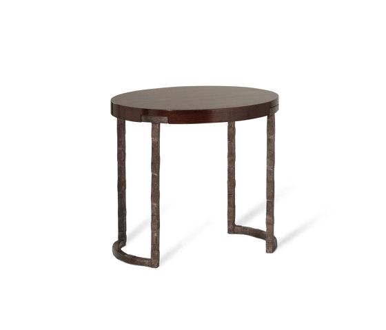 Alberto Oval Drum Table by Porta Romana | Coffee tables
