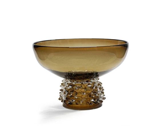 Thorn Bowl by Porta Romana   Vases