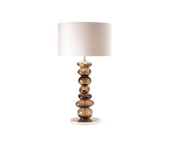 Adam   Large Adam Lamp by Porta Romana   Table lights