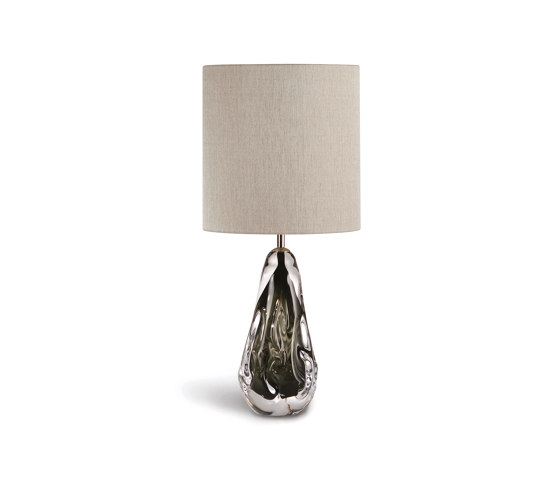 Avocado | Small Avocado Lamp by Porta Romana | Table lights