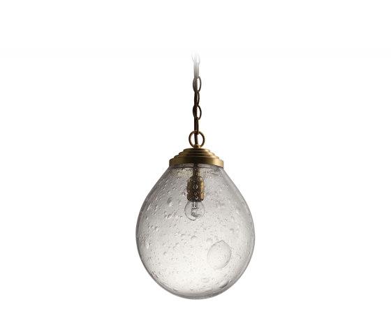 Orb | Medium Orb Pendant by Porta Romana | Suspended lights