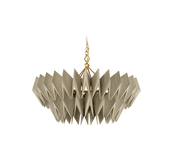 Axel Chandelier by Porta Romana | Suspended lights