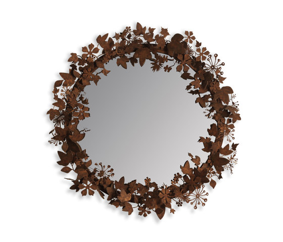 Ivy Shadow   Ivy Shadow Mirror by Porta Romana   Mirrors