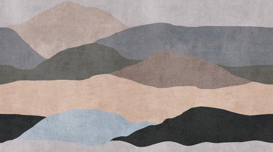 Dune de Inkiostro Bianco   Revestimientos de paredes / papeles pintados