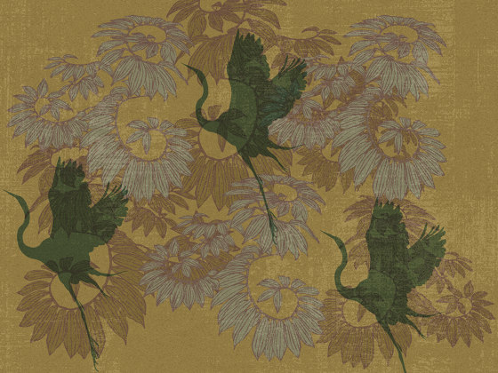 Helike by Inkiostro Bianco | Wall coverings / wallpapers