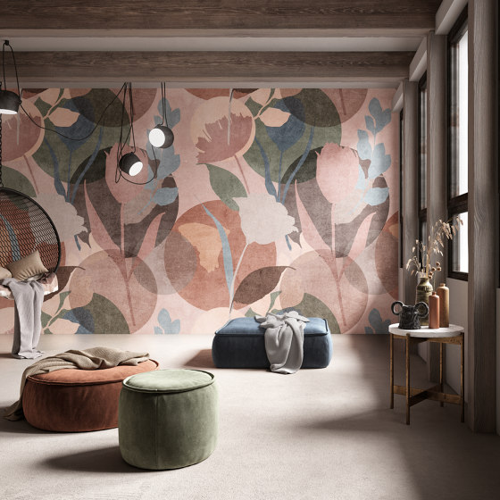 Silhouette by Inkiostro Bianco | Wall coverings / wallpapers
