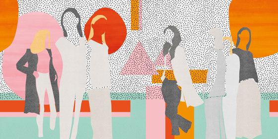 Simplescape de Inkiostro Bianco   Revestimientos de paredes / papeles pintados